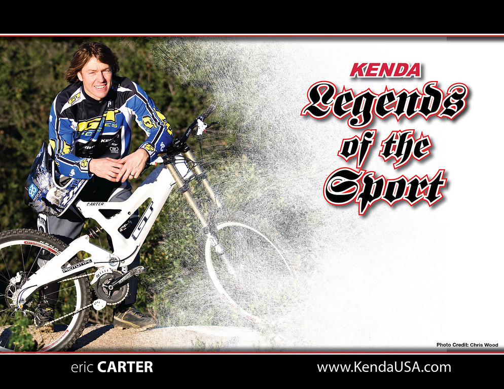 Legends of the Sport - Eric Carter