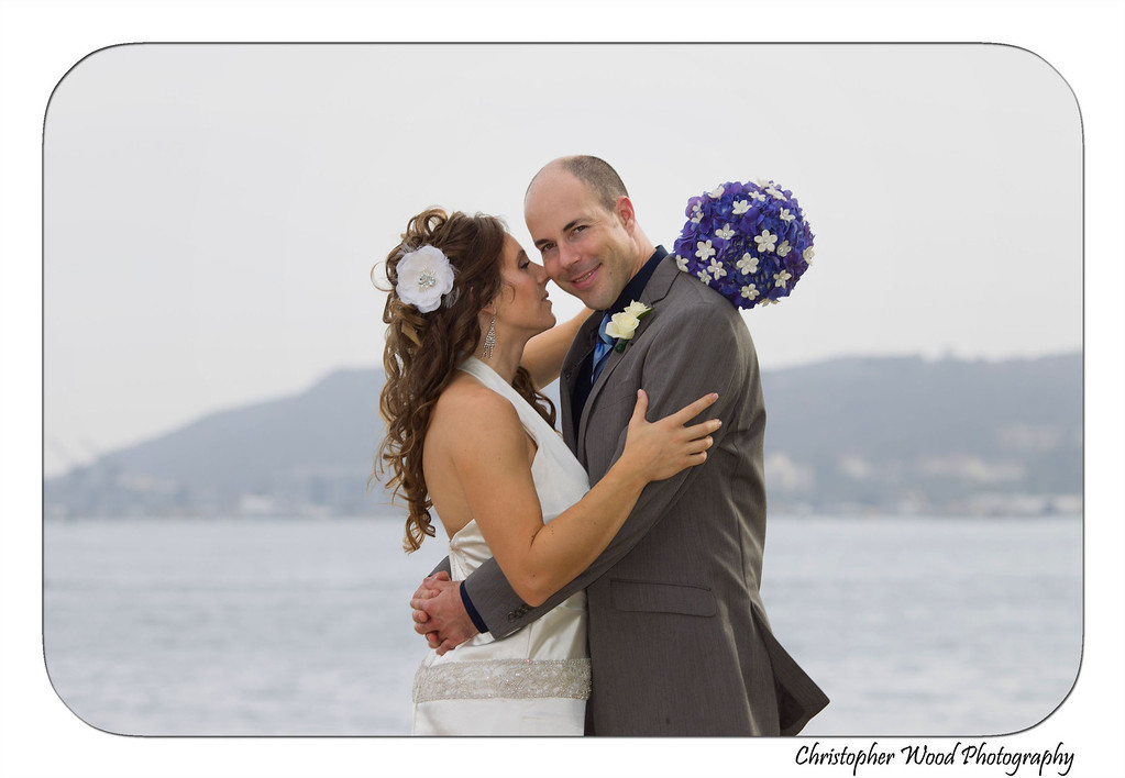 Point Loma Bridal Portrait
