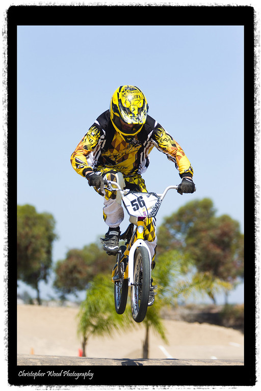California State Games BMX