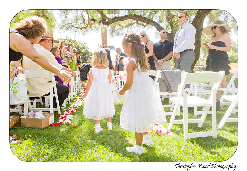 Presidio Park Flower Girls