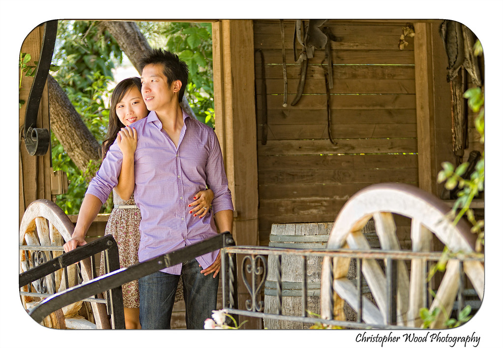 Engagement Photo Rancho Bernardo