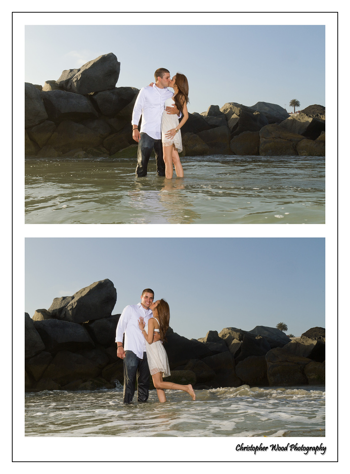 Couples portraits Coronado