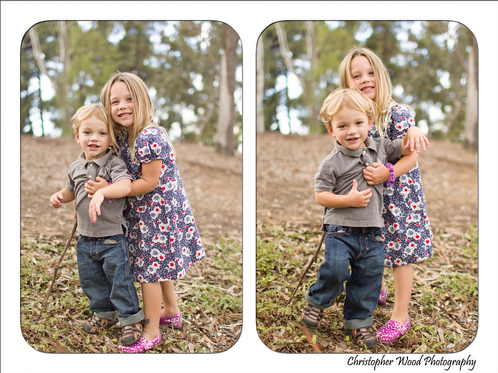 Family Photos in Presidio Park