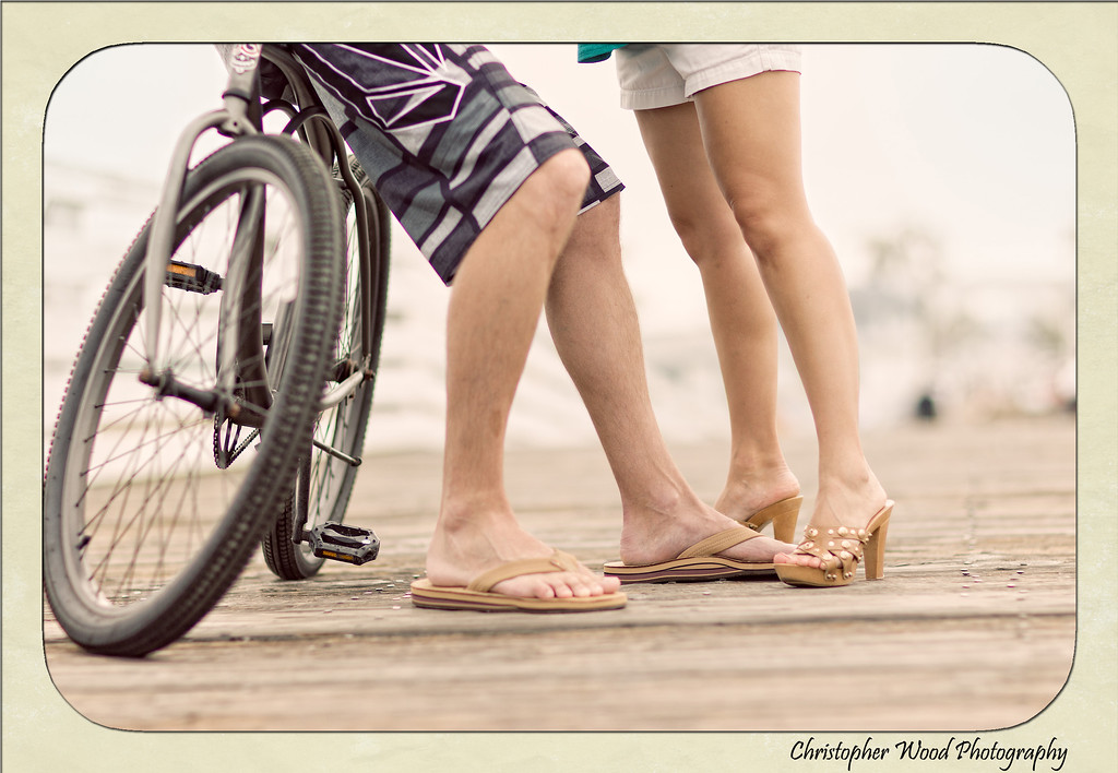 Crystal Pier Engagement