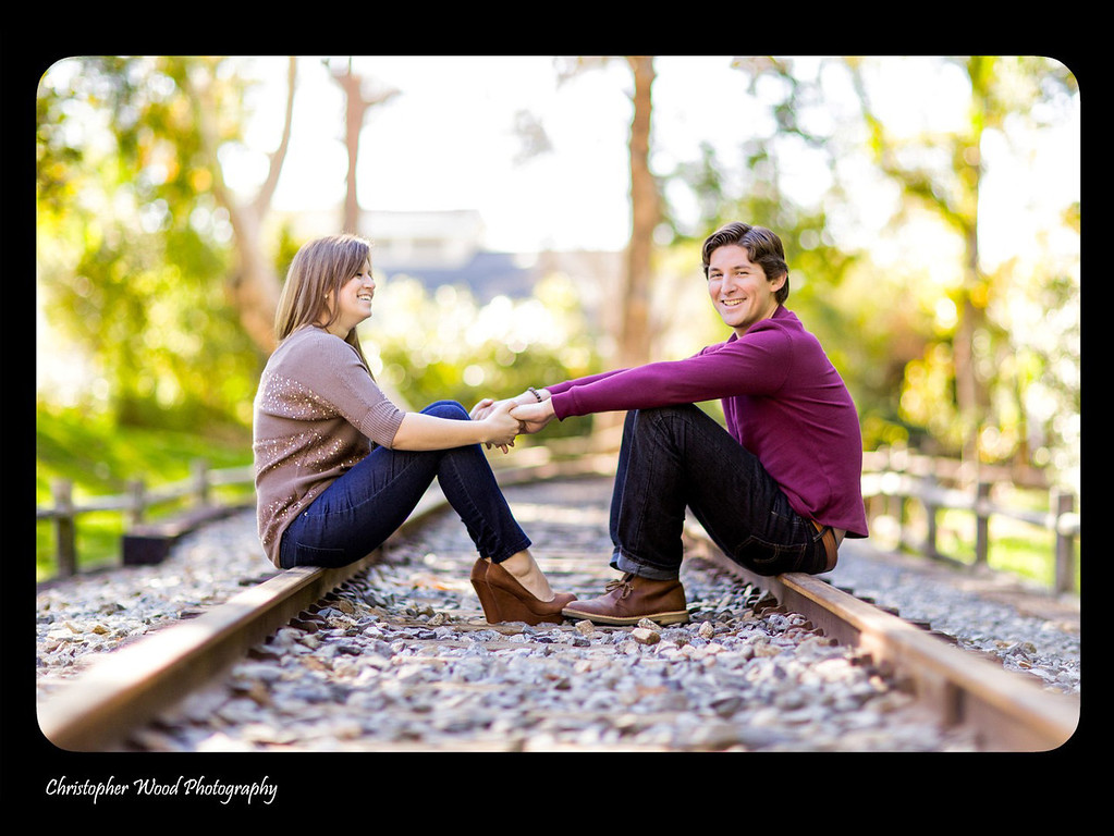 Poway Engagement Photos