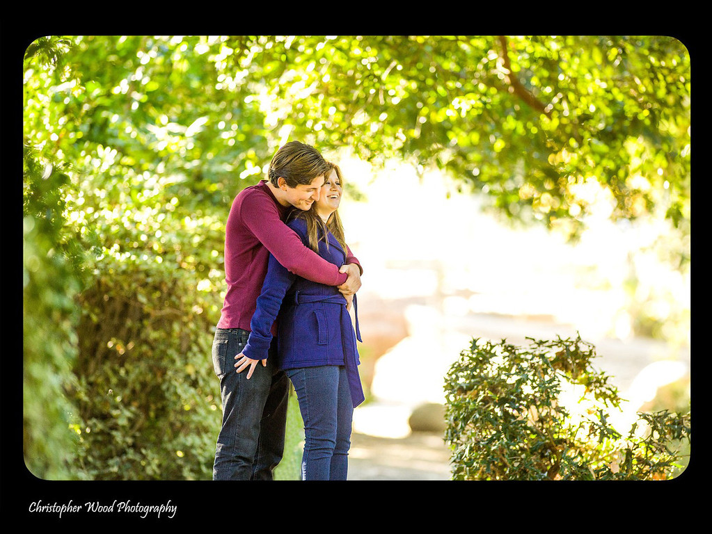 Old Poway Park Engagement