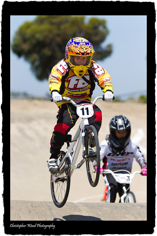 California State Games BMX 2012